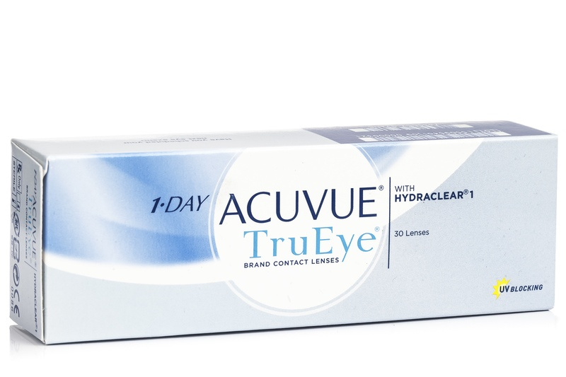 Image of   1-DAY Acuvue TruEye (30 linser)
