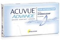 Acuvue Advance pentru Astigmatism (6 lentile)