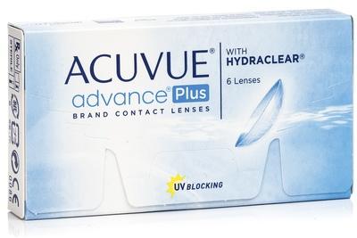 2 wochen kontaktlinsen acuvue advance plus 6er pack g nstig. Black Bedroom Furniture Sets. Home Design Ideas