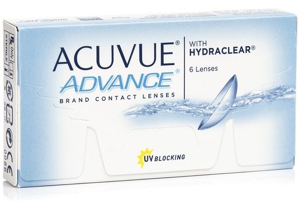 Acuvue Advance (6 lentile) – ofertă