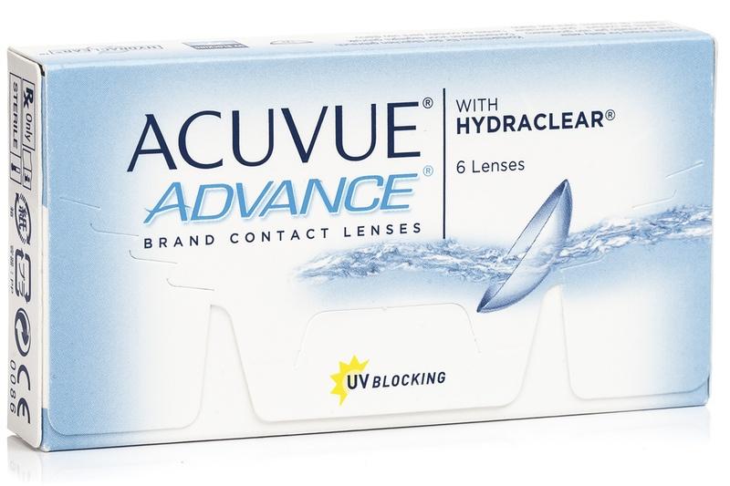 Billede af Acuvue Advance (6 linser) - udsalg