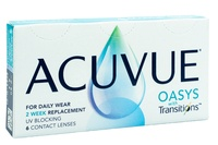 Acuvue Oasys with Transitions (6 lentile)