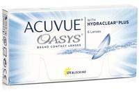 Acuvue Oasys (6 lentile)