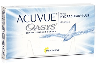 Acuvue Oasys 6 lentile