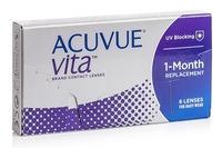 Acuvue Vita (6 lentile)