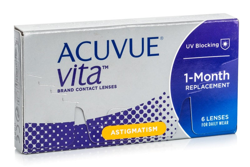 Image of   Acuvue Vita for Astigmatism (6 linser)