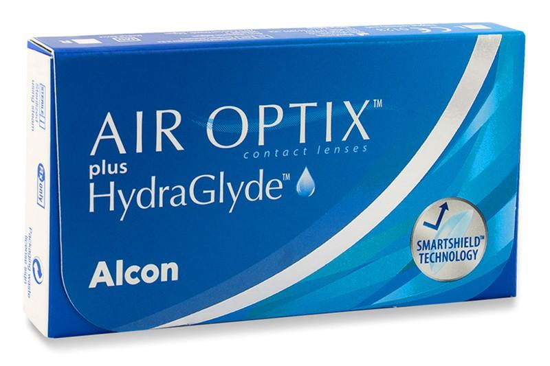 Air Optix Plus HydraGlyde, 6er Pack