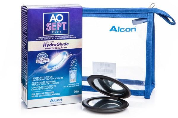 AO SEPT PLUS cu Hydraglyde 90 ml cu casetă și cadou