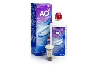 AOSEPT PLUS 360 ml s pouzdrem