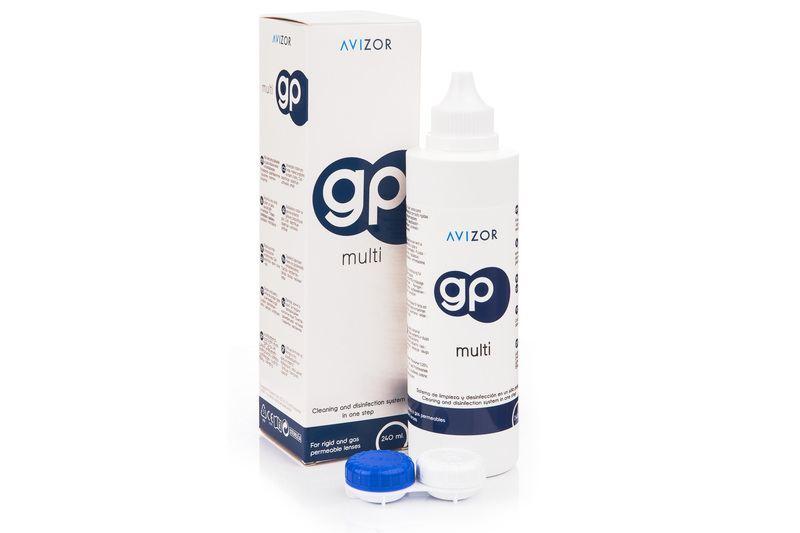 Image of   AVIZOR GP MULTI 240 ml med etui