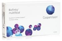 Biofinity Multifocal CooperVision (3 лещи)
