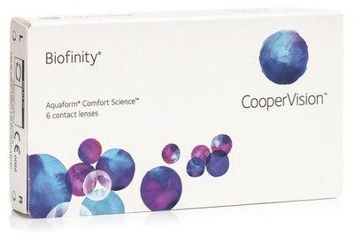 Biofinity, 6er Box