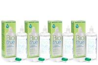 Biotrue Multi-Purpose 4 x 360 ml cu suporturi lentiamo poza
