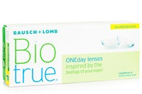 Biotrue ONEday -  for Presbyopia (30 čoček)