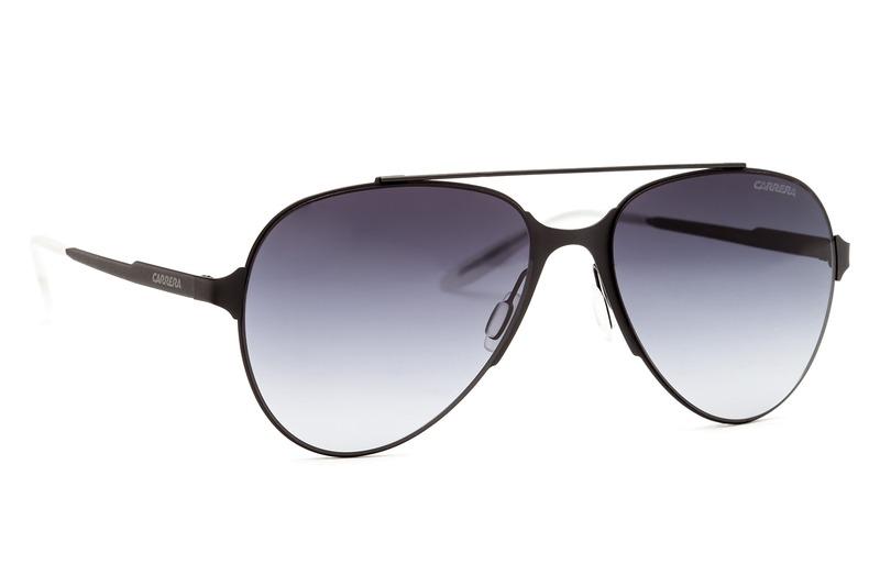 Carrera Eyewear Sonnenbrille » CARRERA 113/S«, schwarz, 003/HD - schwarz/grau