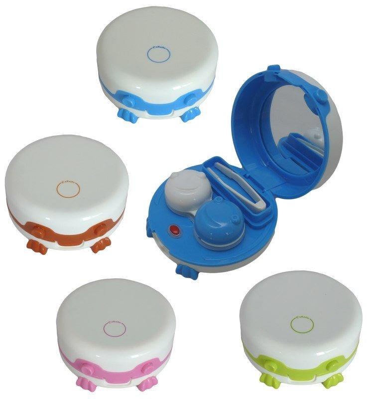 a636108bf Cestovná vibračná sada so zrkadielkom. Puzdrá na kontaktné šošovky od  výrobcu Ningbo Kaida Rubber & Plastic
