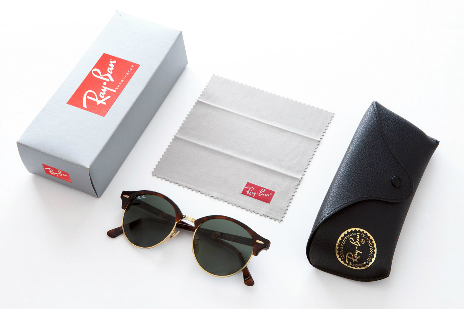 Ray-Ban Complete Packaging