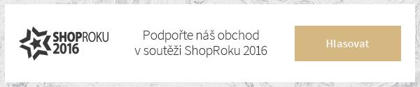 Hlasujte v anketě ShopRoku 2016