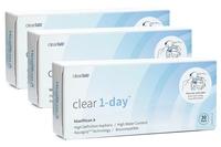 Clear 1-day (90 čoček)