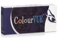 ColourVUE Crazy Lens mit Stärke, 2er Pack