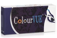 ColourVUE Fusion (2 čočky) - dioptrické