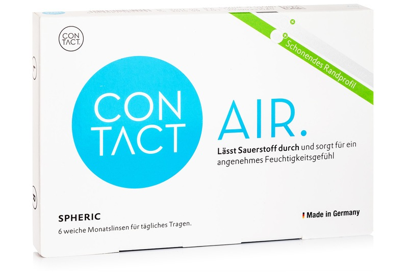 Contact Air spheric (6 linser)