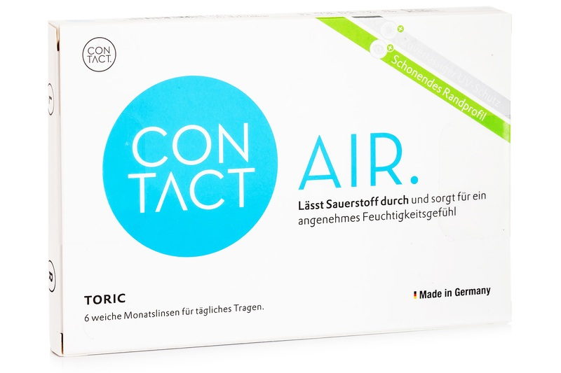 Contact Air Toric (6 linser)