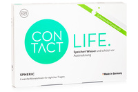 Contact Life Spheric (6 lentile)