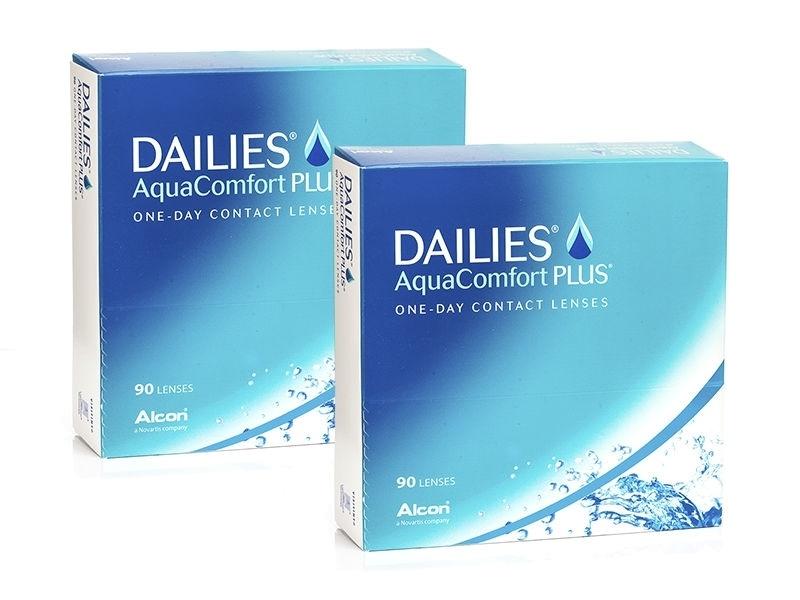 DAILIES AquaComfort Plus, 180er Pack
