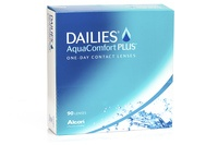 Ciba Vision Focus Dailies Aqua Comfort Plus 90ks