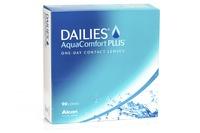 DAILIES AquaComfort Plus (90 lentile de unică folosință)