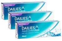 DAILIES AquaComfort Plus Multifocal (90 lentile) lentiamo poza