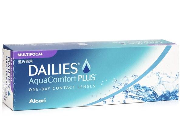 DAILIES AquaComfort Plus Multifocal (30 lentile)