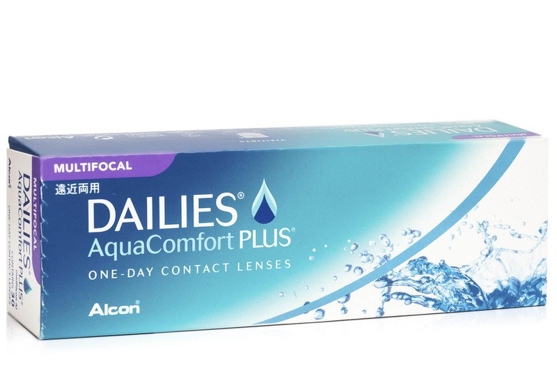 DAILIES AquaComfort Plus Multifocal (30 lentile) de la Alcon