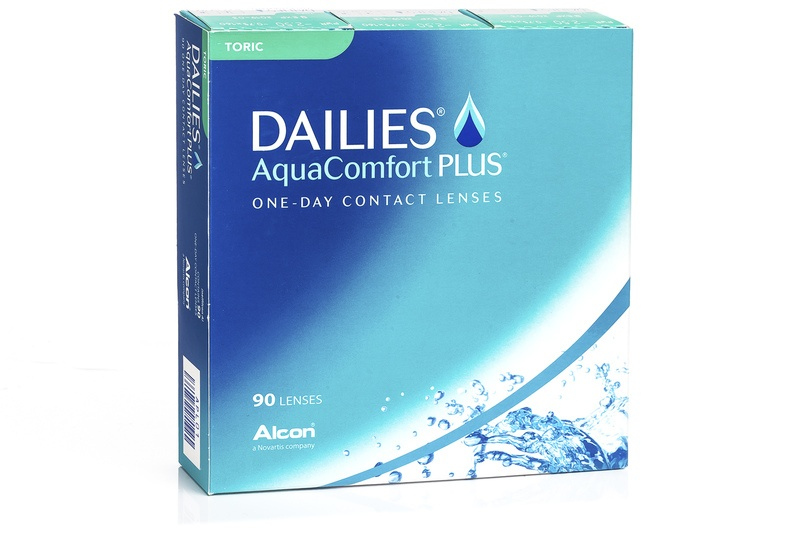 d1c2c9127657a DAILIES AquaComfort Plus Toric (90 lenses). Product is also available in  this packaging format