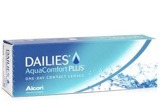 DAILIES AquaComfort Plus 30 lentillas