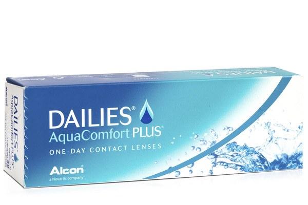 DAILIES AquaComfort Plus (30 lentile de unică folosință)
