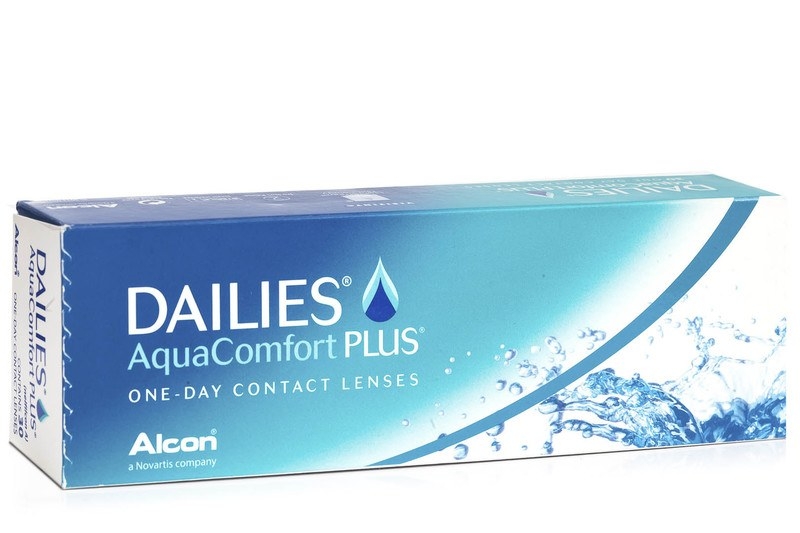 DAILIES AquaComfort Plus (30 lentile) de la Alcon