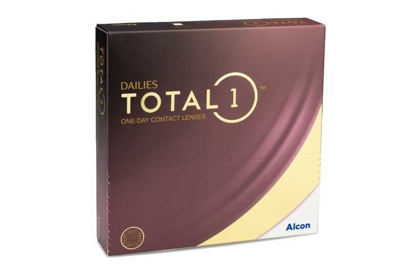 Dailies Total 1 (90 lentile) de la Alcon