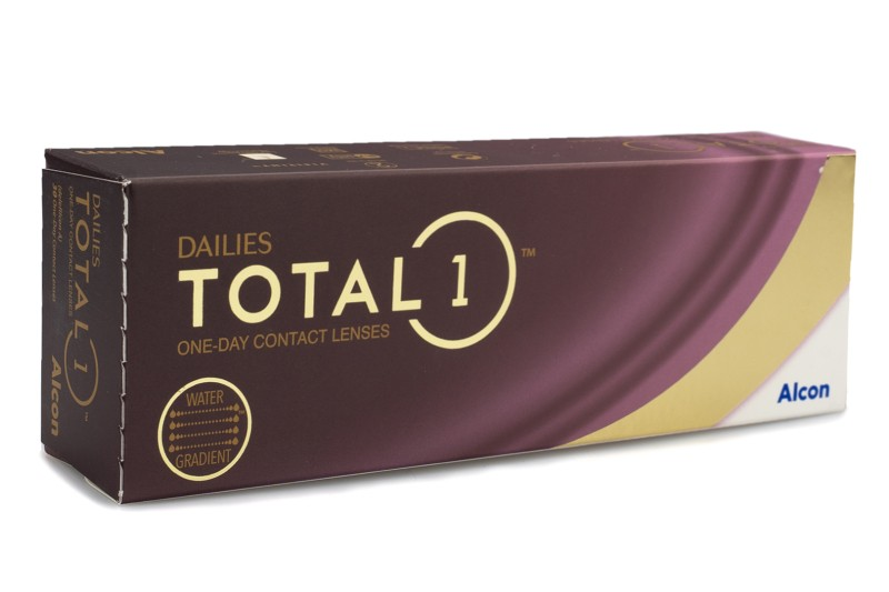 Dailies Total 1 (30 lentile) de la Alcon