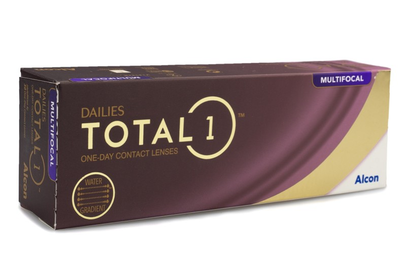 Dailies Total 1 Multifocal (30 lentile) de la Alcon