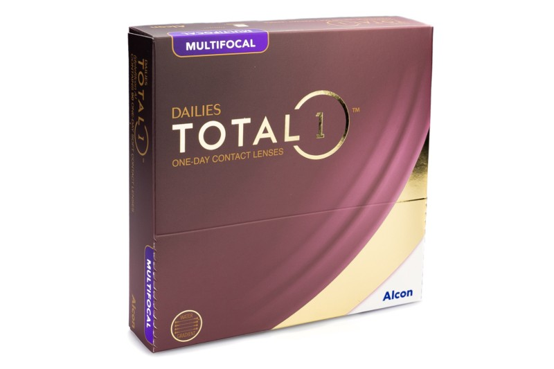 Dailies Total 1 Multifocal (90 linser)