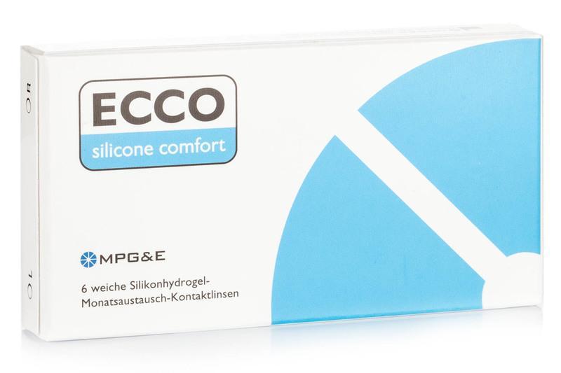 ECCO Silicone Comfort (6 linser)
