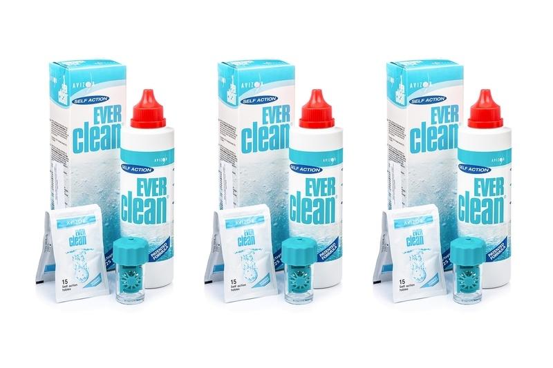 Billede af Ever Clean 3 x 225 ml med etuier