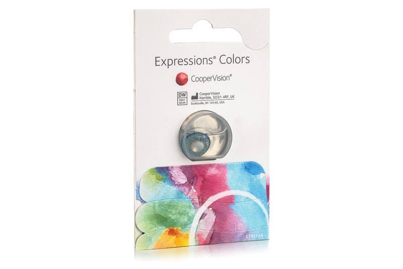 Expressions colors (1 linse) - uden styrke
