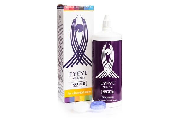 Eyeye All in One cu Provitamin B5 360 ml cu suport