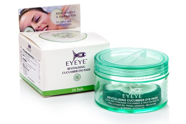 Eyeye – comprese oculare cu extract de castravete (24 bucăți)