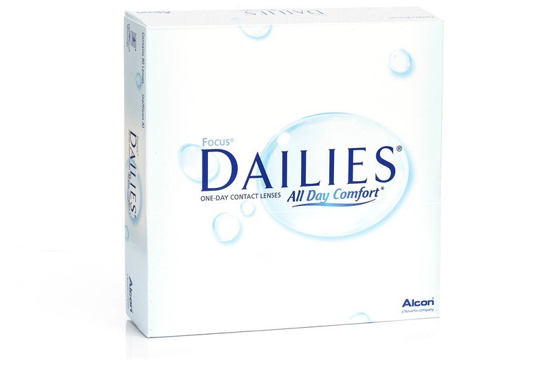 Focus DAILIES All Day Comfort (90 lentile)