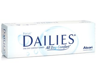 Focus DAILIES All Day Comfort 30 lentile
