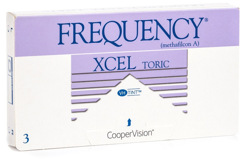 Image of   Frequency Xcel Toric XR CooperVision (3 linser)